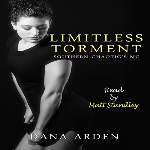 Limitless Torment audiobook cover art