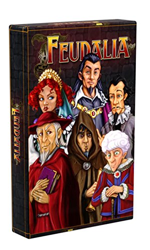 Feudalia: Palace Intrigues (Expansion) (English Version)