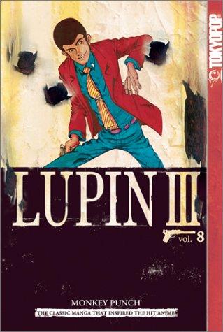 Lupin III Volume 8