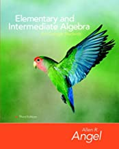 elementary algebra for college students angel