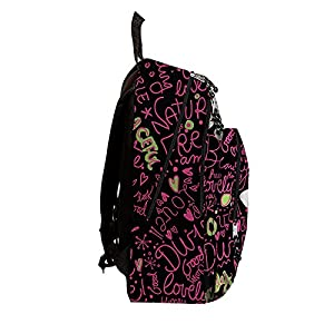 512MSBOncjL. SS300  - Mochila Escolar Doble BECOOL Gracefull by BUSQUETS