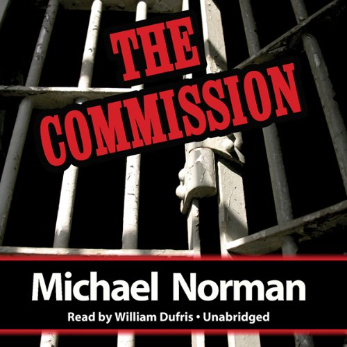 The Commission audiobook cover art