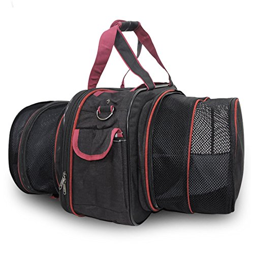 AYCC Pet Bag, ademende draagtas, hond rugzak, opvouwbare portemonnee, multifunctioneel, uitbreidbaar