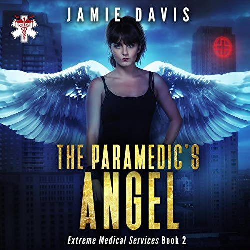 The Paramedic's Angel audiobook cover art
