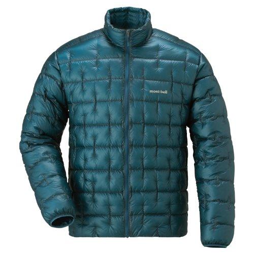 MontBell Plasma 1000 Down Jacket - Men's Dark Mallard, XL