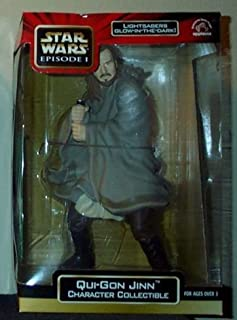 Star Wars Qui-Gon Jinn Character Collectible