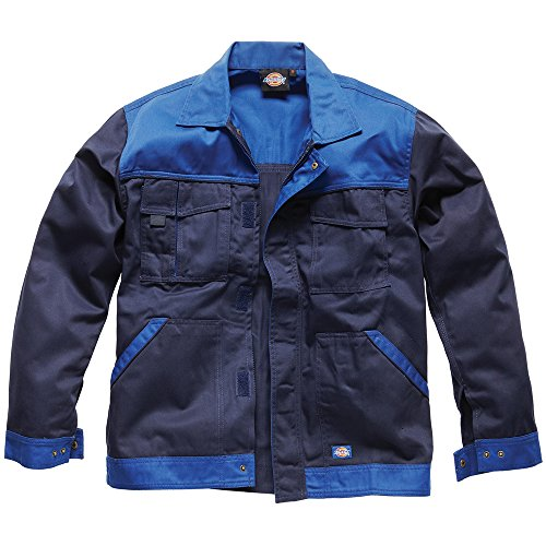 Dickies Bundjacke Industry 300 navy / royal NRB M, IN30010