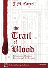 Best the trail of blood by jm carroll Reviews