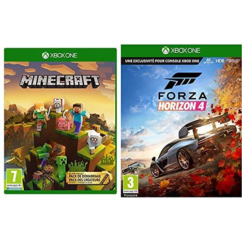 Minecraft - Master Collection & Forza Horizon 4