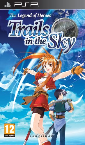 The Legend of Heroes Trails In The Sky Sony PSP Game UK PAL