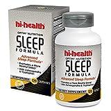 Optim Nutrition Advanced Sleep Formula   Natural Sleep Aid   Clinically Tested Ashwagandha   Melatonin, Chamomile, Valerian, Theanine, GABA, Tryptophan (120 Capsules)
