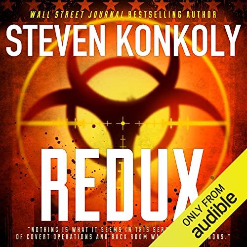 REDUX: A Black Flagged Thriller cover art