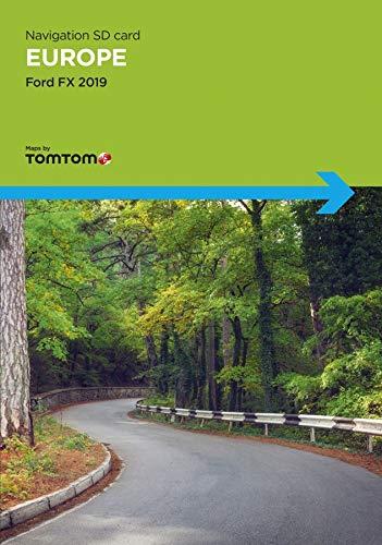 SD-Karte Europa Ford FX 2019 - TomTom - i1031167