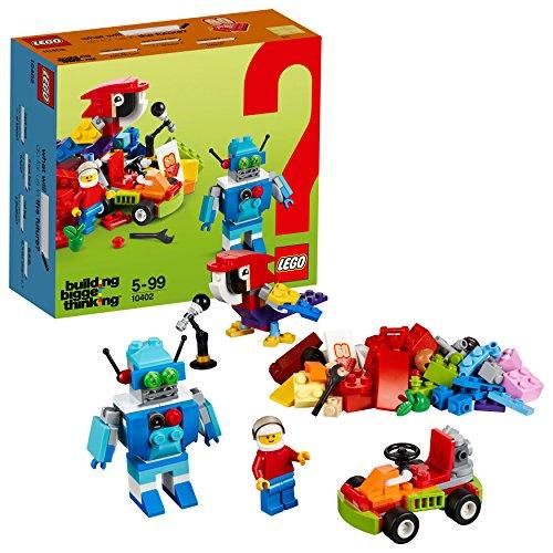 Lego Classic 10402 Konstruktionsspielzeug, Bunt