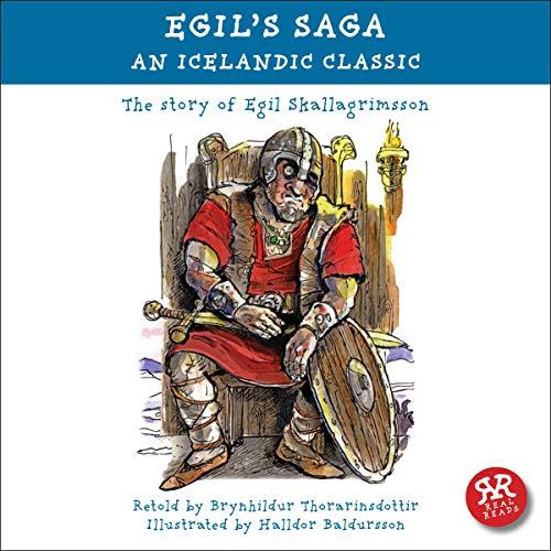 Egil's Saga cover art