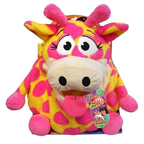 Jay At Play Tummy Stuffers (Giraffe), Neon by Jay At Play