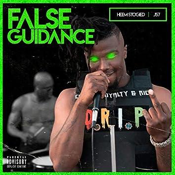 False Guidance