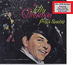 A Jolly Christmas From Frank Sinatra CD/DVD Version by Frank Sinatra, Frank Sinatra & Bing Crosby (0100-01-01)