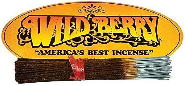 100pc Wildberry Incense Bundle Voodoo