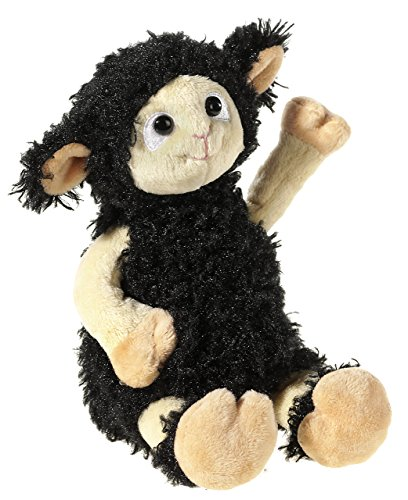 Heunec 766679 - Friendsheep Blacky Moonlight, 21 cm
