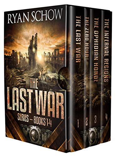The Last War Box Set 1 (Books 1 - 4): A Post-Apocalyptic EMP Survivor Thriller (English Edition)
