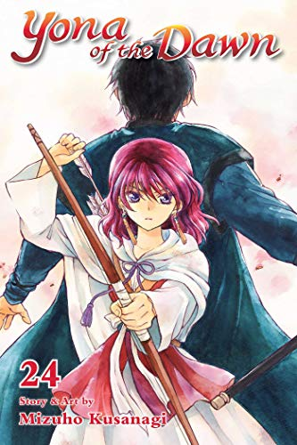 Yona of the Dawn, Vol. 24 (24)