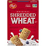 Post Spoon Size Shredded Wheat Cereal, 16.4 Ounce -- 6 per case.