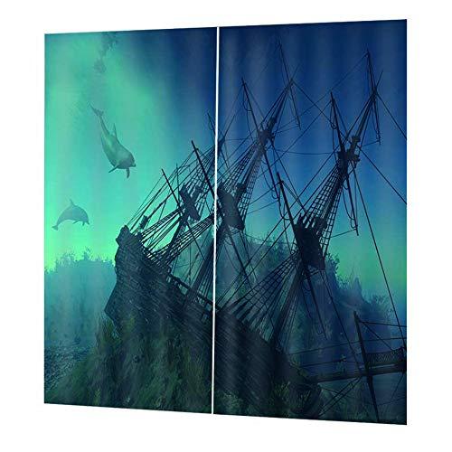 cortinas transparentes sala