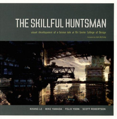 The Skillful Huntsman: Visual Development of a Grimm Tale at Art Center College of Design