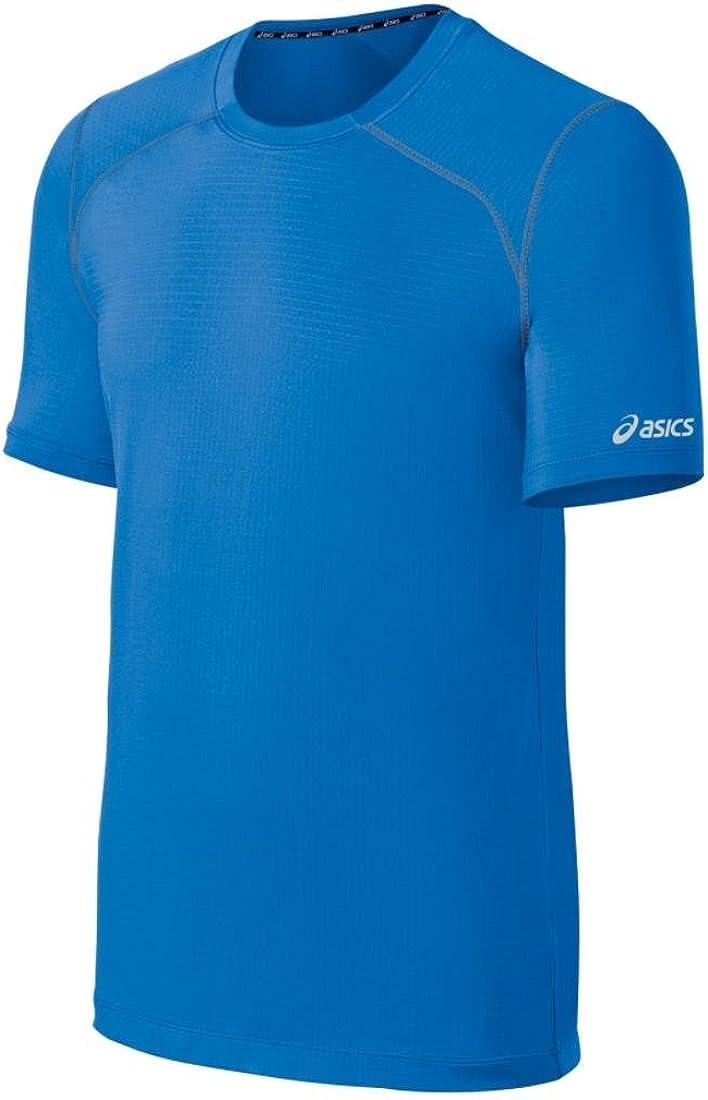 ASICS Men's PR Challenge the lowest price Lyte discount Performance Run Top Short Sleeve
