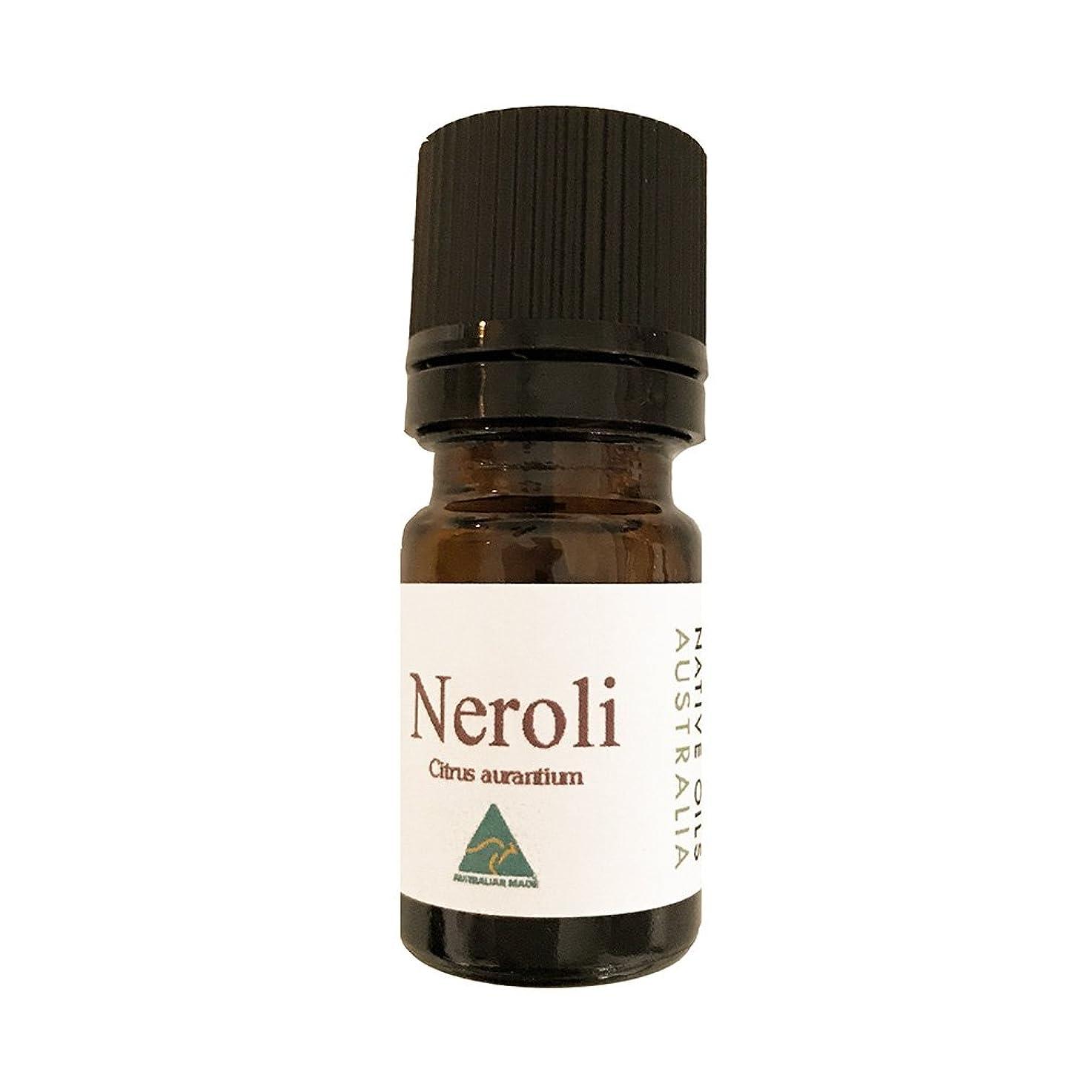 論争的移植許可するネロリ エッセンシャルオイル 5ml アロマオイル NOA