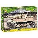 Cobi Historical Collection #2519 ミリタリーブロック WWII ドイツ軍 タイガー131 VI号戦車ティーガー I E型 TIGER 131 Sd.Kfz.181 Panzerkampfwagen VI Ausf.E 【COBI 日本正規総代理店】