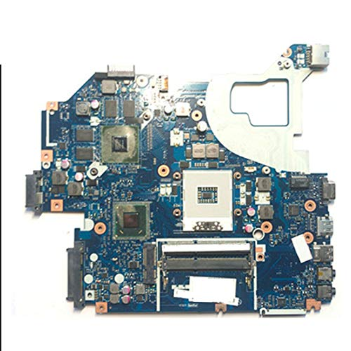 GUOQING Cuaderno Mainboard P5WE0 LA- 6901P Fit For Acer 5750 5750G 5755 NV57 P5W50 Placa Madre Placa Base NBRZP1100 GPU GT630M DDR3 Tarjeta Madre
