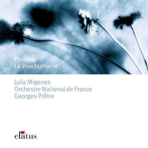 Julia Migenes Johnson, Georges Prêtre & Orchestre National de France