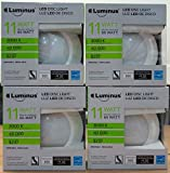 65 watt Luminus LED 4' Recessed Retrofit Kit - 4 Pack - 3000K