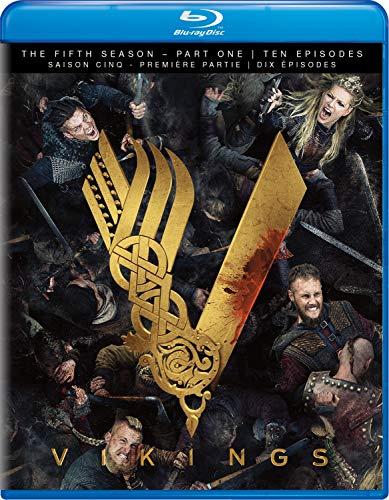 Vikings: Saison 5 Partie 1 [Bilingue] [Blu-ray] - 0
