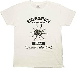 【TRANSFORMERS】 トランスフォーマー バリケード カレッジデザインTシャツ