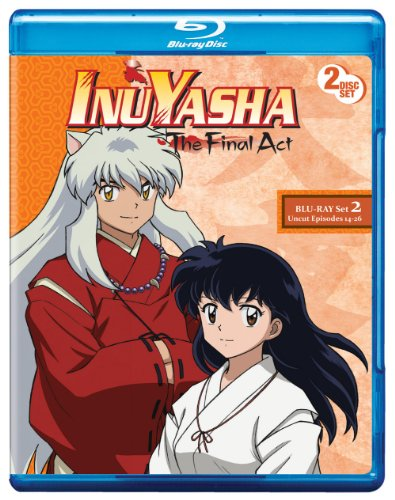 Inuyasha: The Final Act, Set 2 [Blu-ray]