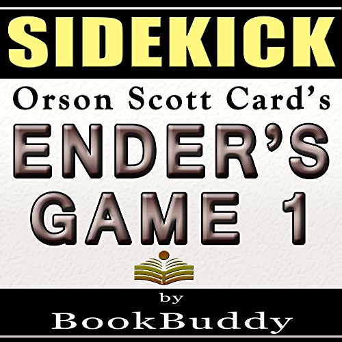 Ender's Game: 1 (The Ender Quintet) by Orson Scott Card - Sidekick audiobook cover art