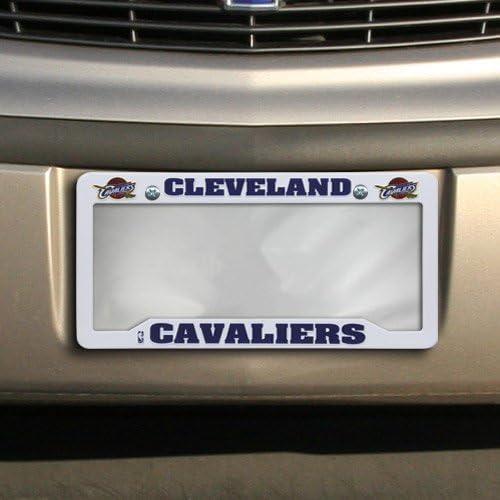 Football Colorado Springs Mall Fanatics NBA Cleveland price Plate License Cavaliers Plastic