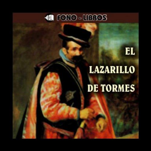 El Lazarillo de Tormes [The Life of Lazarillo of Tormes] audiobook cover art