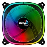 Aerocool Astro 12 12cm ARGB PCファン
