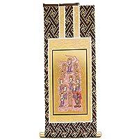 掛軸 『十三佛』 全宗派用 20代(高さ20cm) 十三仏