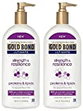 Gold Bond Ultimate Skin Therapy Lotion, Strength & Resilience 13 oz Pack of