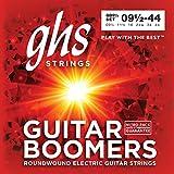 ghs GB9 1/2 - Juego de cuerdas para guitarra eléctrica, 1/2 0095-044