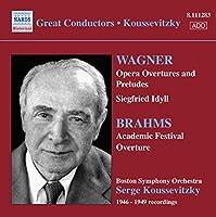 Wagner: Opera Overtures/Idyll
