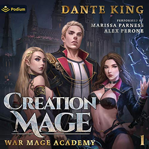 Creation Mage cover art