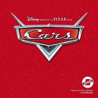 Cars audiobook cover art