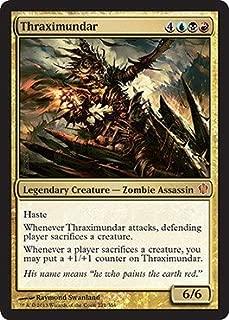 Magic: the Gathering - Thraximundar (221/356) - Commander 2013