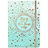 Cuaderno A5 forrado Notebook - Lined A5 Notebook Journal with Premium Paper, 5.8' X 8.4', Hardcover, 144 Pages